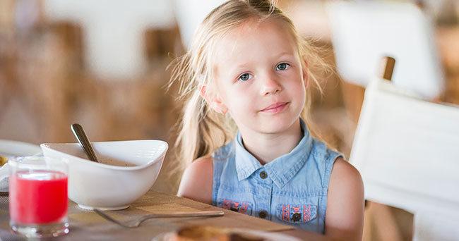 11 saker du inte ska säga till ett matkrånglande barn