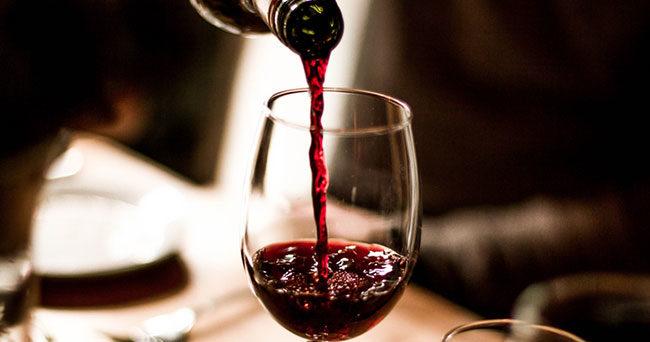 nyttiga röda viner