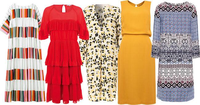 713153d04d58 Vårens finaste klänningar med färg och mönster – 10 shoppingtips ...