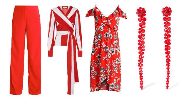 Rött är alltid rätt – 13 stilsäkra shoppingtips!