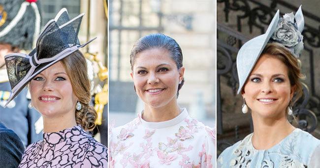 a1fe31c991dd Victoria 40 år – här är allt om prinsessornas snygga klädval!   Femina