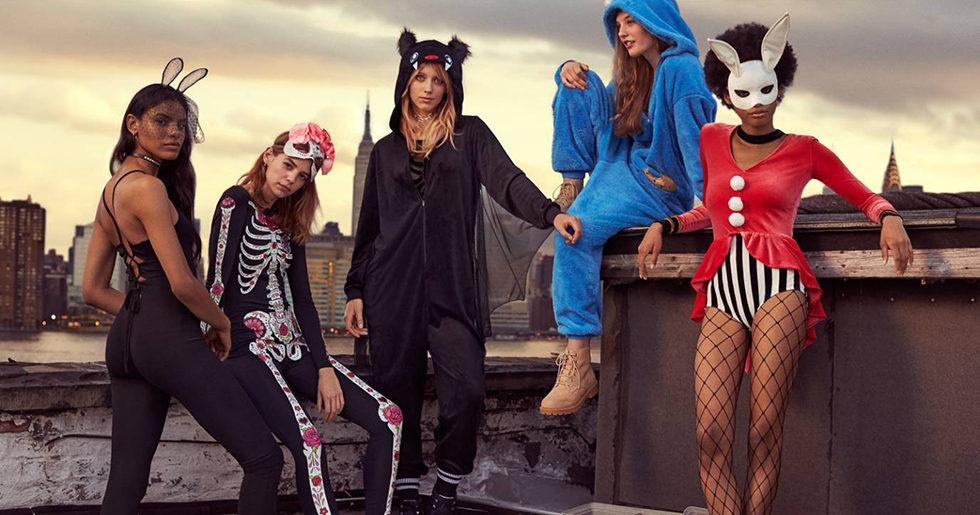 H M släpper Halloween-kollektion – se dräkterna här ef5ec0aed67ba