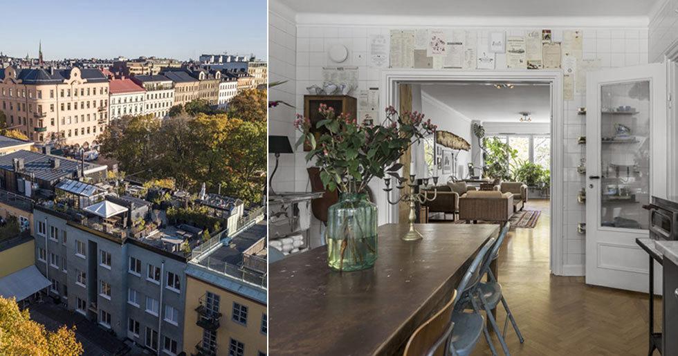 lägenhet salu stockholm