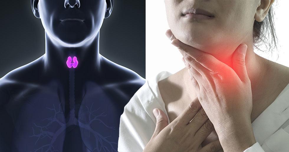 medicin mot sköldkörtelproblem