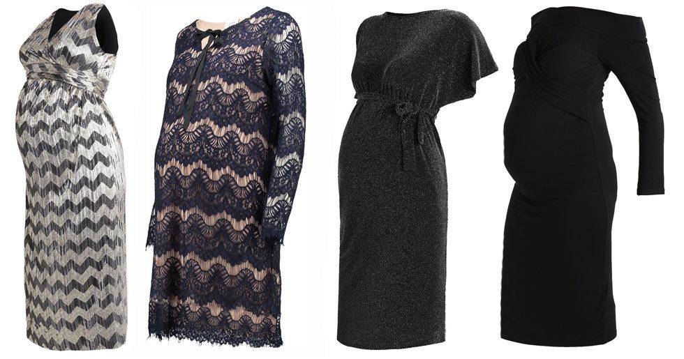7c134da09e3e Festmode för gravida: klänningar till jul och nyår | Femina