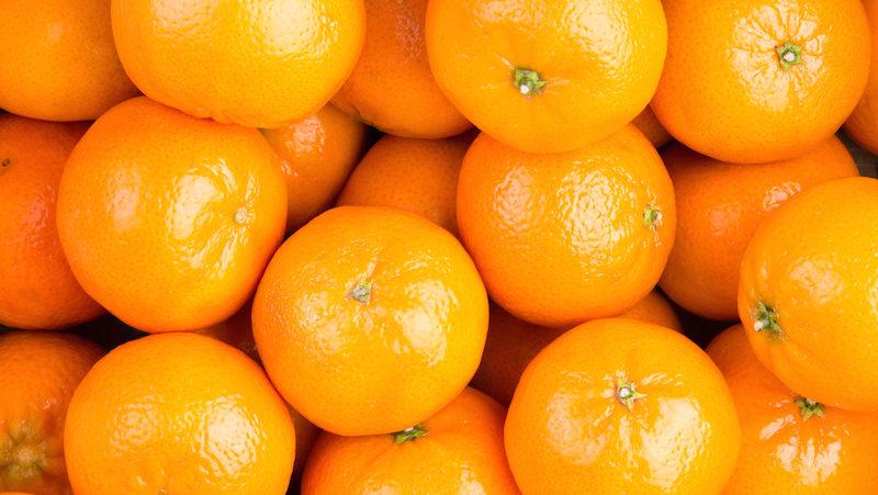 clementin satsumas mandarin