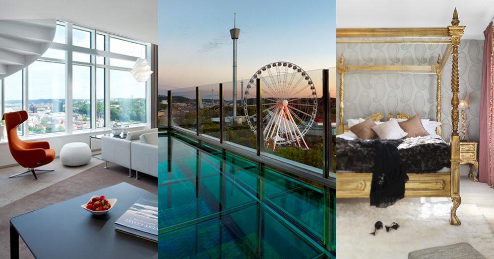 sveriges bästa hotell 2017