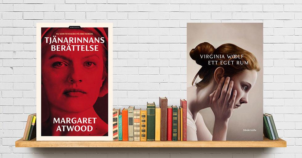 8 fantastiska böcker av kvinnliga författare att fynda på bokrean