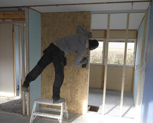 Renovering sovrum 7