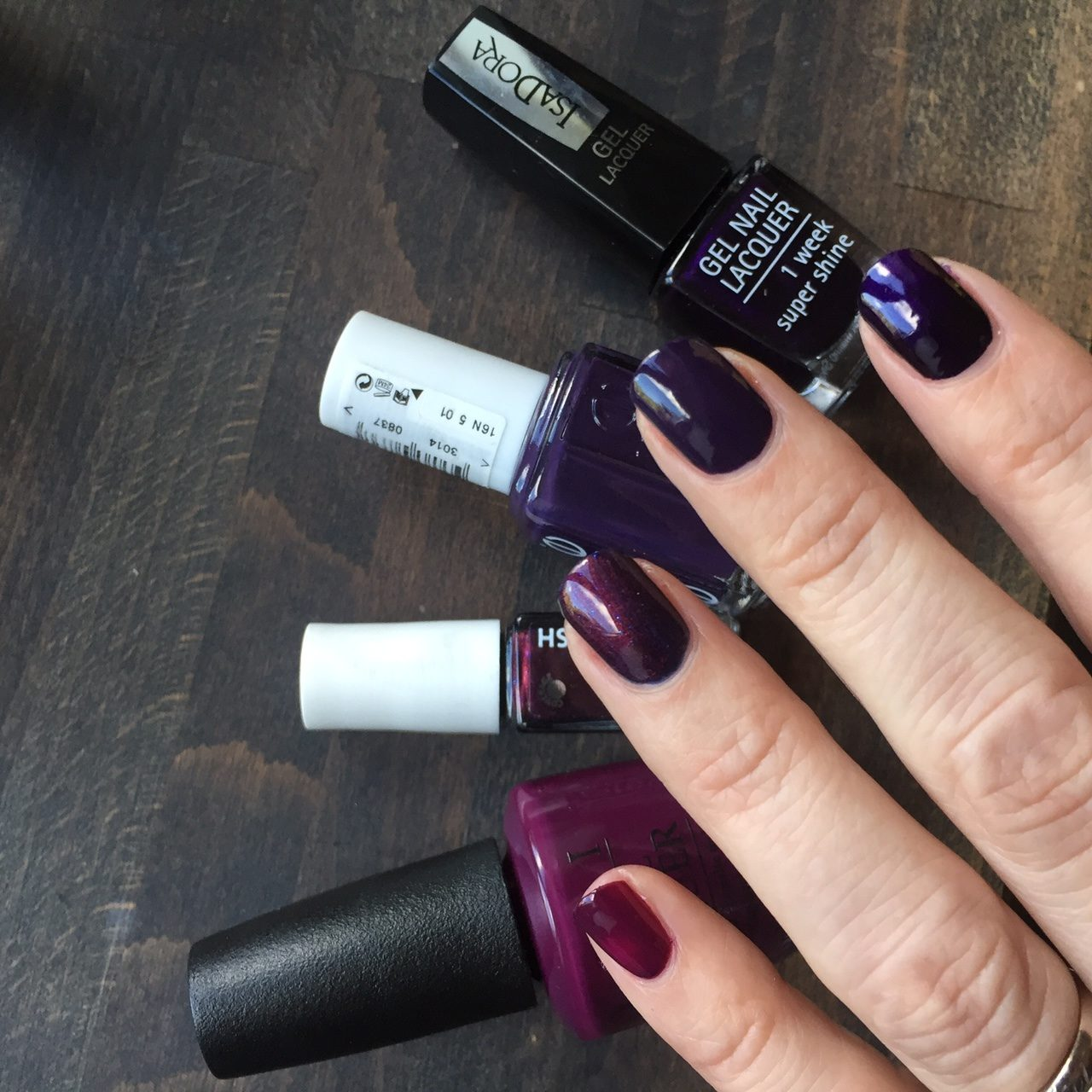 Höstens snyggaste nagellack   Jessicas sköna värld