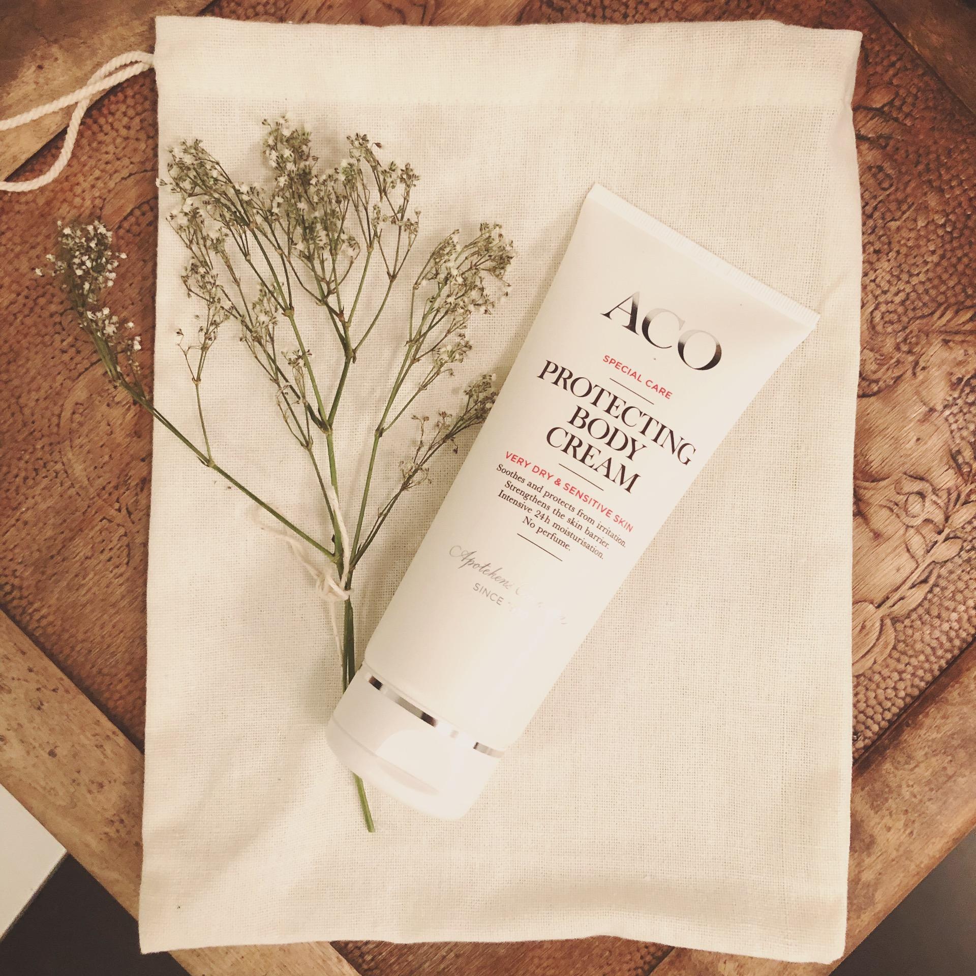 aco protecting body cream
