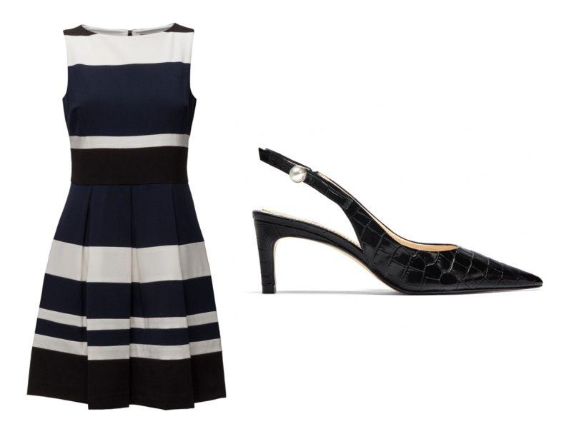 Vilka skor väljer du när du har klänning? | Sarah Thörnqvist