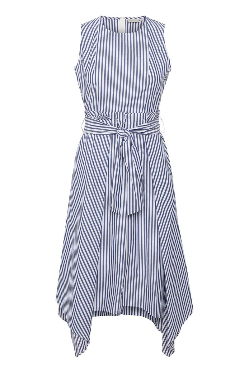 inwear randig klänning