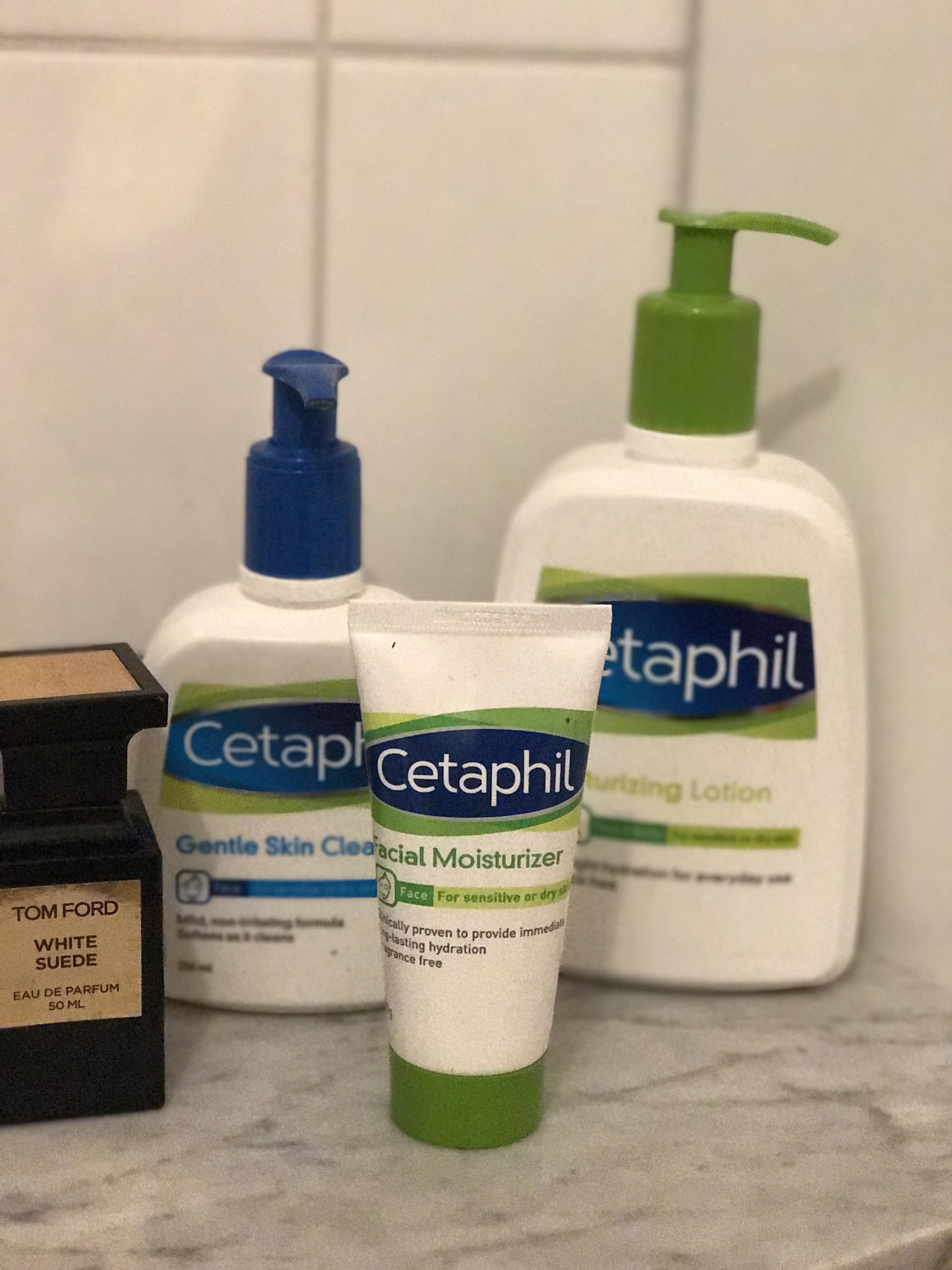 bra hudvård för blandhy