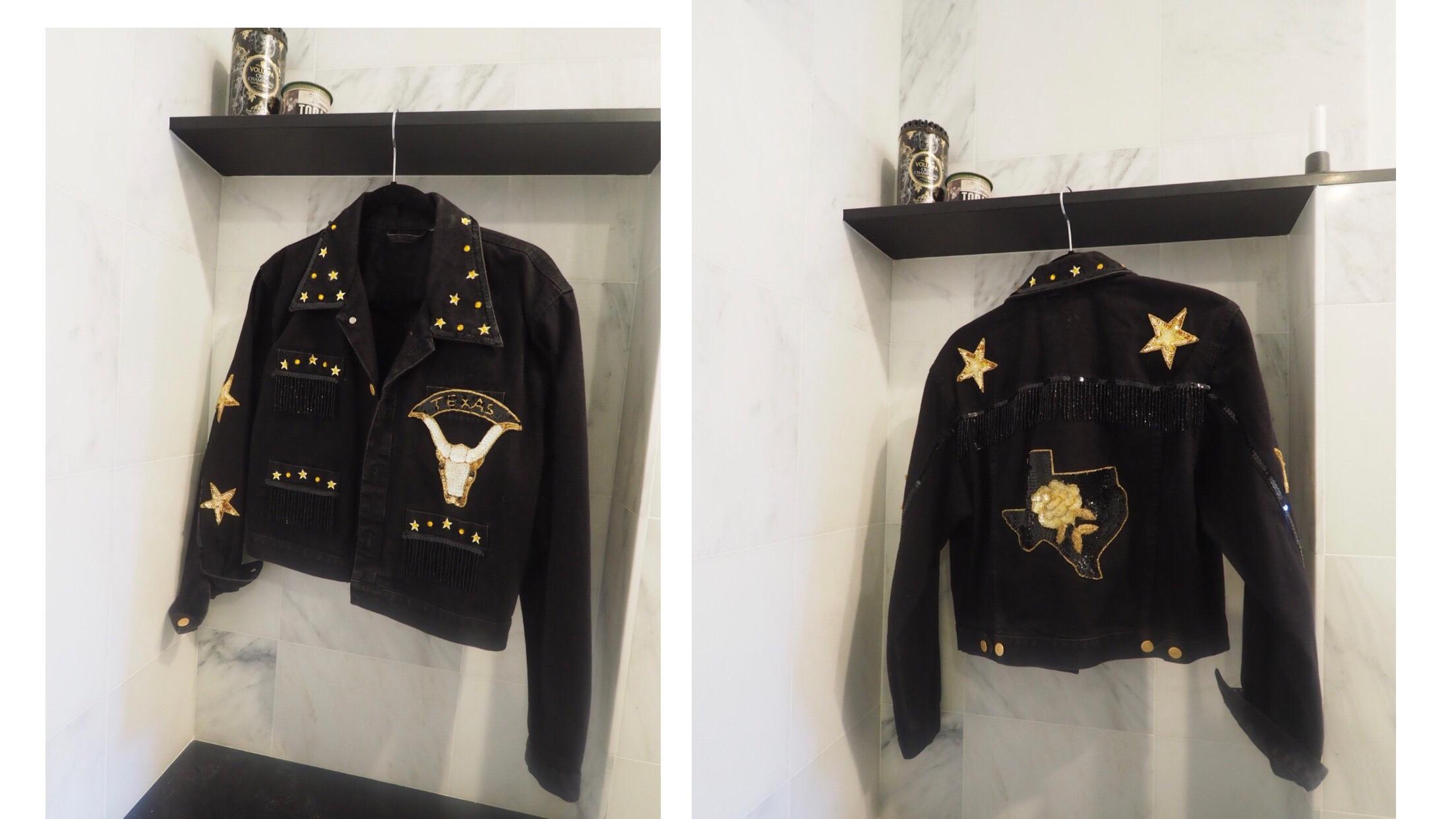 Second hand-juveler i garderoben