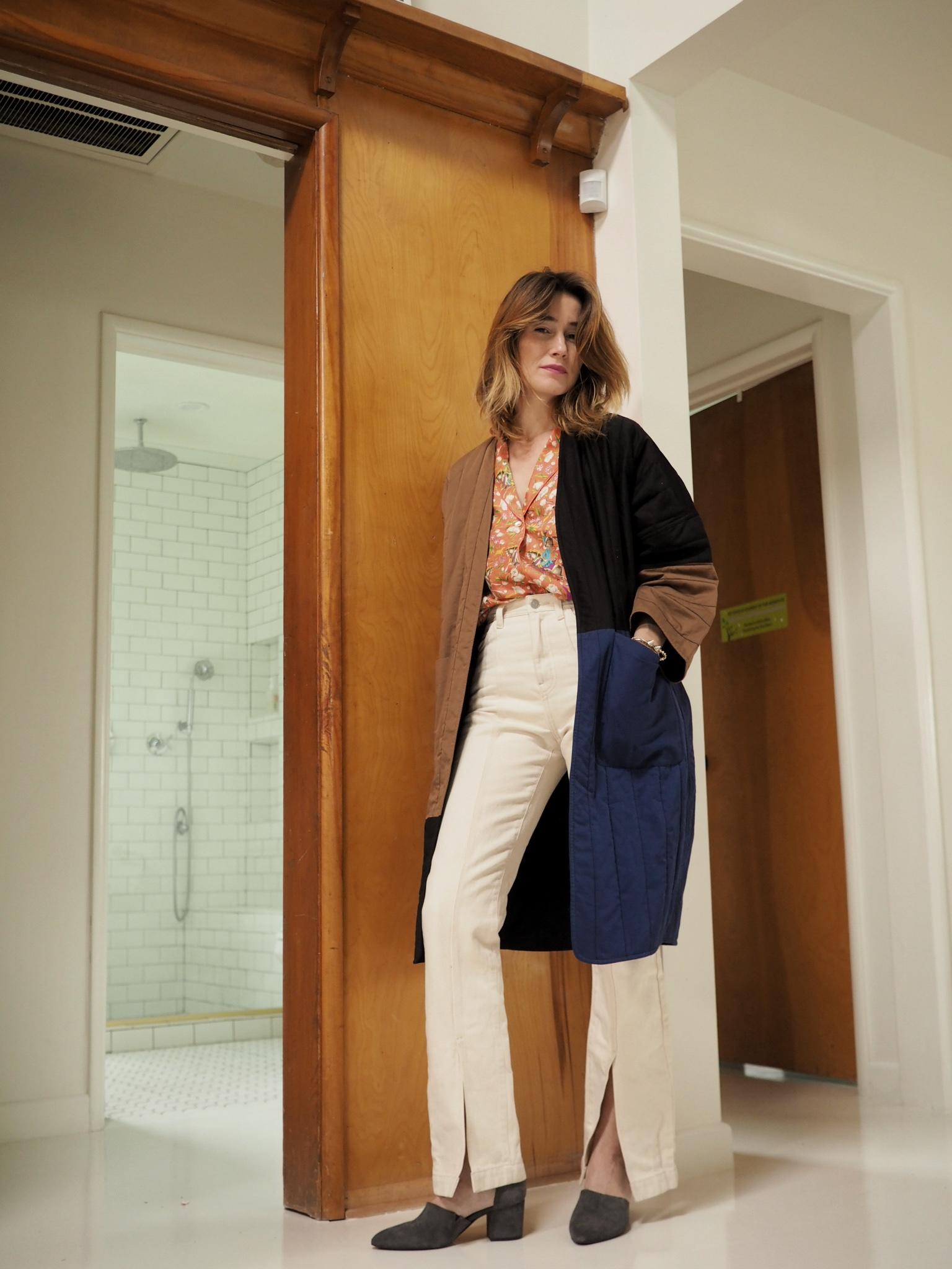 Garderobsutmaning  Hur fixar jag en cool kontorsstil med liten ... 36ad5f898060a
