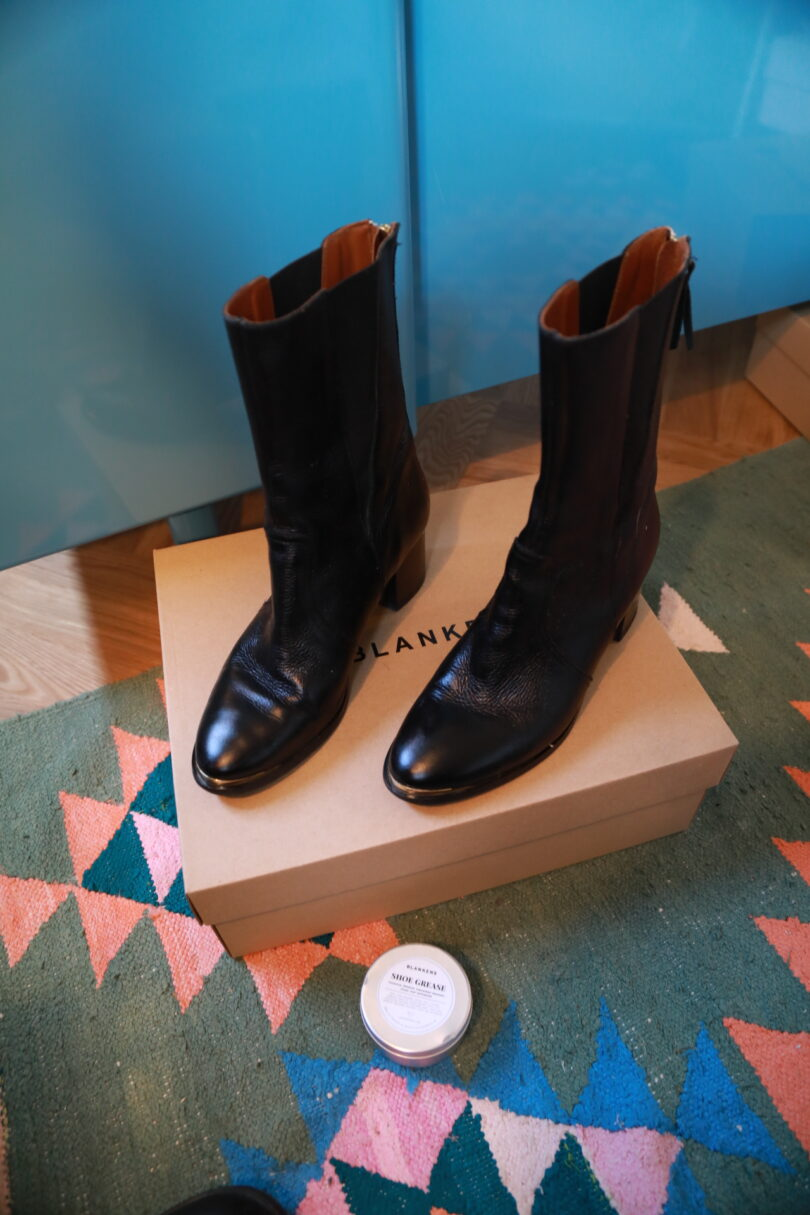 Så ger du dina gamla skor nytt liv | Cecilia Blankens