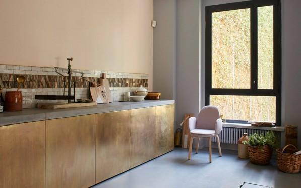 En glimt från designmässan i Milano...
