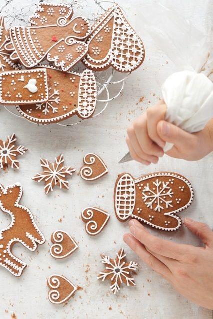 pepparkakor dekoration tips gloggfest julpyssel