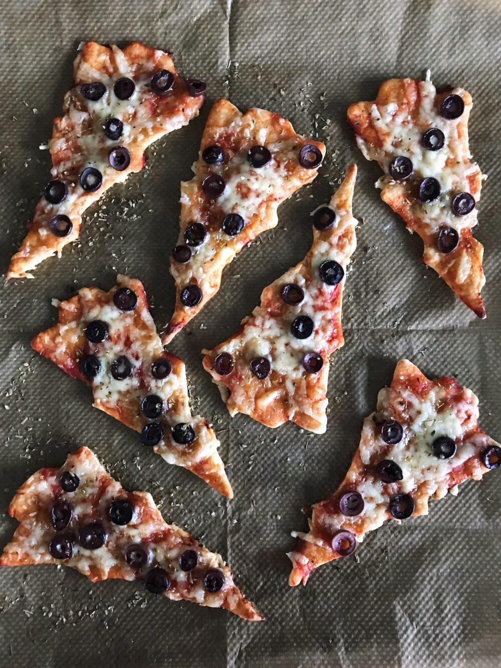 Pizza till glöggfesten